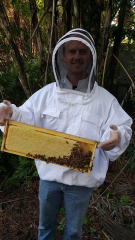 Brevard Zoo in charge of their own hives after training with BBBK