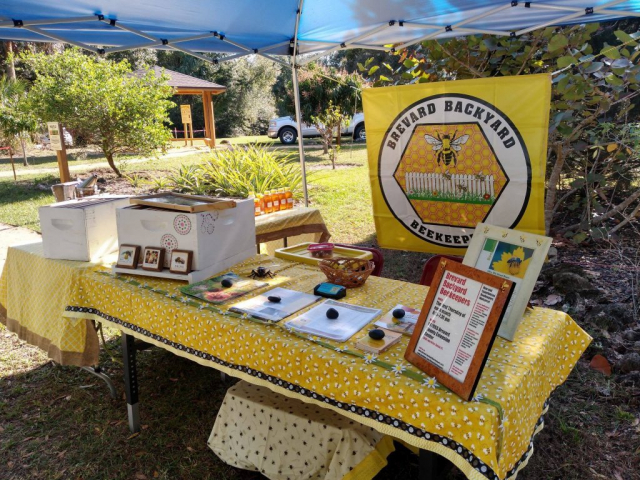 We can be found at beekeeping events throughout Florida
